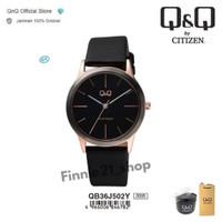 Jam tangan QQ Q&Q QnQ QB36 QB36J original Jepang - QB36J502Y