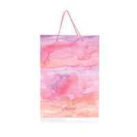 Tas Kertas / Paper Bag Harvest Rainbow Tie Dye - Sunset