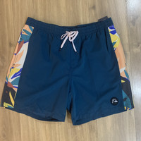 Celana Renang Pria Quiksilver Original ProductARCH PRINT VOLLEY 17NB""