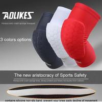 AOLIKES 688 Knee Support Knee Pad Pelindung Lutut Dekker Deker Futsal