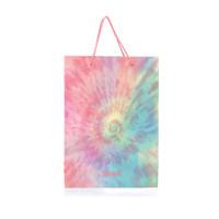 Tas Kertas / Paper Bag Harvest Rainbow Tie Dye - Pink