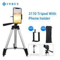 INBEX Tripod VLOG Holder U Aluminium Alloy Smartphone Kamera Tripod