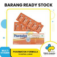 PHARMATON FORMULA Multivitamin 1box isi 10 tablet