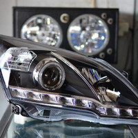 headlamp honda CrV 2007 2008 2009 2010 2011 projektor angel eyes