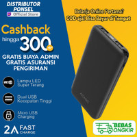 8000mAh Powerbank Acmic C8 2A Fast Charging