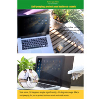 Laptop Antispy Anti Gores Spy Screen Guard Layar Monitor LCD Komputer - A