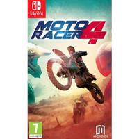 PROMO !! NINTENDO Switch Moto Racer 4 USA VER