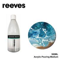 Medium Akrilik Reeves 500ml Acrylic Pouring Medium