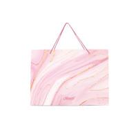 Paper Bag Blossom Horizontal - Pink