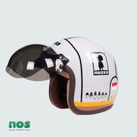Nussa - X Marzano Arzo Helm Space Junior (7Tahun Keatas) - Abu-abu