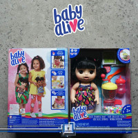 Baby Alive - SWEET SPOONFULS - ASIAN / Makan & Minum not Snackin lily