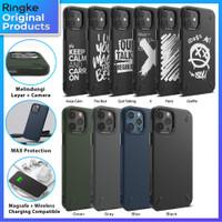 Original Ringke Onyx Case iPhone 12 Pro Max Pro 12 Mini - Soft Casing