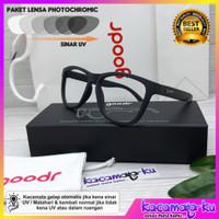 Kacamata Minus Pria Photocromic Good Kacamata Baca Minus