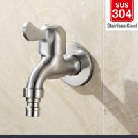 kran air stainless sus 304/ kran taman/kran mesin cuci
