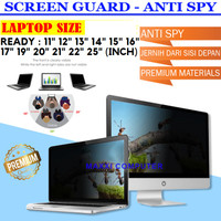 Laptop Netbook Antispy Anti Gores Spy Macbook Asus Acer Lenovo HP Dell - A
