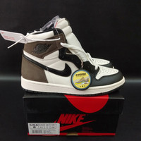 Nike Air Jordan 1 Retro High Dark Mocha - Sail Dark Mocha (PK VERSION)