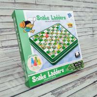 Papan Ular Tangga Magnet - Snake Ladders F39
