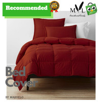 BED COVER SPREI SET KATUN JEPANG King Koil Size 180 Tinggi 40 cm