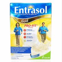 ENTRASOL GOLD VANILA 350GR
