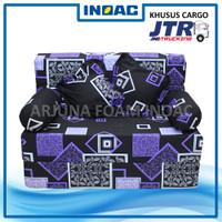 Sofa Bed Busa INOAC 200x120x15 cm GARANSI 10th Ekspedisi CARGO