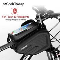 CoolChange Tas Sepeda Lipat MTB Roadbike Hardcase Waterproof 12023 F