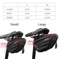 CoolChange Tas Sepeda Lipat MTB Roadbike Hardcase Waterproof 12023