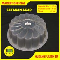 Loyang Cetakan Puding Agar Agar Owl Plast MTH 555/ART 555