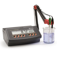 Hanna - Benchtop pH/mV Meter with 0.01 Resolution - HI2211