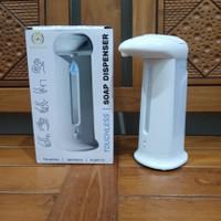 Dispenser Tempat Sabun Handsanitizer Otomatis Soap Dispenser Touchless