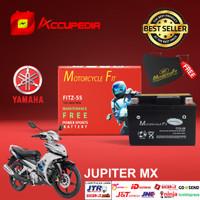 Aki Motor Yamaha Jupiter MX Accu MF GTZ5S Accu Kering Aki MF FITZ5S