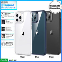 ESR Mimic Ice Shield Clear Case iPhone 12 Pro Max Mini Soft Casing - 12 Mini, Clear