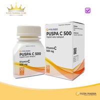 Puspa C 500 - Vitamin C 500mg