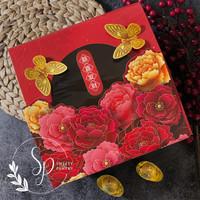 box/dus/packaging/kemasan kue cake imlek CNY CB2210 CNY