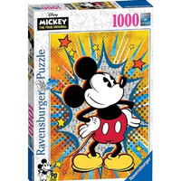 [READY] RAVENSBURGER - RETRO MICKEY MOUSE 1000 PCS
