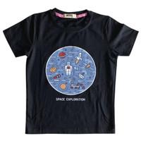 Kaos anak Laki-Laki motif Space - MOEJOE