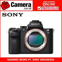 Sony Alpha A7 II Body / Kamera Mirrorless /Garansi Resmi