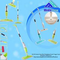 Mediohome Alat Pel Semprot Spray Mop Perlengkapan Rumah Tangga Cream