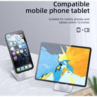 Holder Stand HP Handphone Smartphone Tablet ipad Desktop Meja Besi S-3