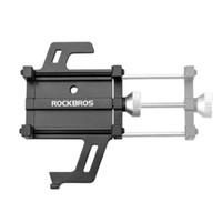 Holder Tempat HP GPS Motor ADV PCX WR155 CRF KLX Alumunium 699BR
