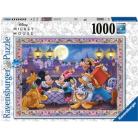 [READY] RAVENSBURGER PUZZLE - MICKEY MOUSE MOSAIC 1000 PCS