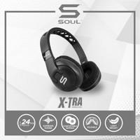 SOUL X-TRA Wireless Bluetooth Over-Ear Headphone