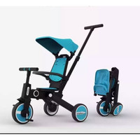 Bebehoo generasi2 3 in 1 Stroller Sepeda Bayi Lipat Folding Trike
