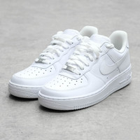Nike Air Force 1 Triple White 100% Authentic