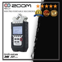 Zoom H4n Pro 4-Input 4-Track Portable Handy Recorder
