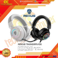 Headset REXUS Gaming Thundervox HX20 RGB