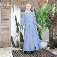 [REAL PICTURE] BELAMI DRESS SHAKILA IMPORT TANAH ABANG PGMTA METRO