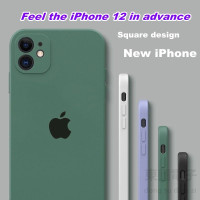 CASING SOFT CASE TPU SILICONE RUBBER APPLE IPHONE 12 PRO MAX MINI