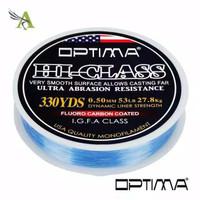 Senar Pancing OPTIMA HI CLASS 240 Yards/330 Yards - Blue Clear