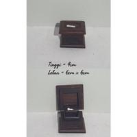 kotak kayu ukir perhiasan kotak penyimpanan nata wooden box