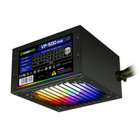 Power Supply GAMEMAX VP 500 RGB 80+ Bronze - PSU 500W